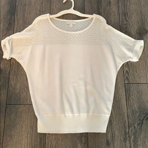 Short sleeved sweater-worn once
